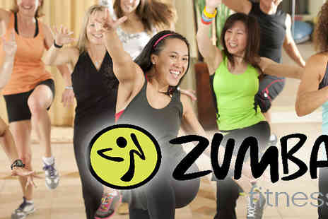 Dream Dancing - Dance your way fit with 5 zumba classes - Save 86%