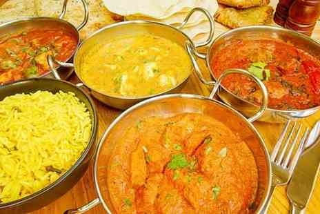 Bollywood Spice - All You Can Eat Indian Buffet For Up to Six  - Save 44%