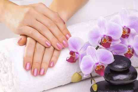Felicity Natural Beauty - Shellac or OPI Manicure - Save 42%