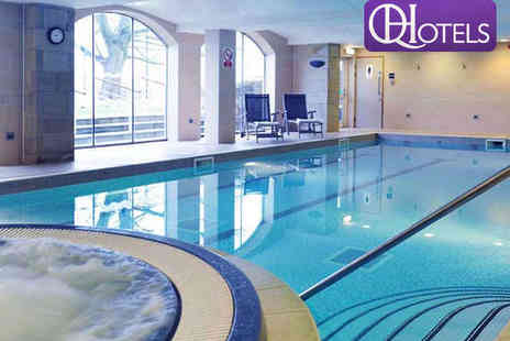 Ashford International Hotel - Spa Day Pass for Two with Refreshments - Save 72%