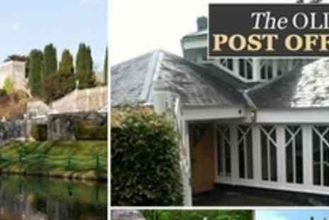 The Old Post Office - Two Nights For Two With Seven Course Taster Menu, Prosecco and Breakfast - Save 58%