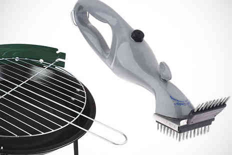 Bazaared - Steam Cleaning Barbecue Grill Brush - Save 58%