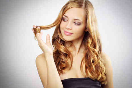 Urban Hair Boutique - Haircut and Blow Dry with Senior Stylist  - Save 52%