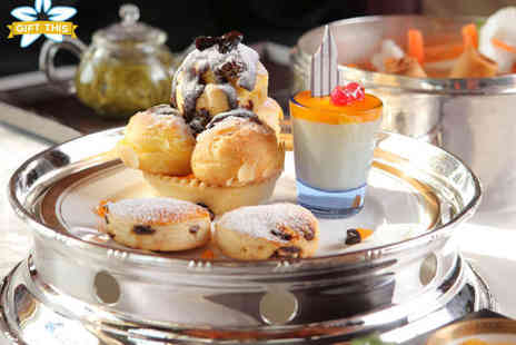 Hotel Indigo Kensington - Afternoon Tea for Two with Molecular Cocktail Each - Save 55%