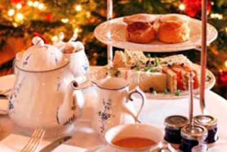 The Whalley Gallery and Cafe - Afternoon Tea for Two - Save 53%