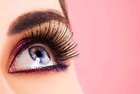 Flutterby Glam - 20 Pairs of False Eyelashes - Save 53%