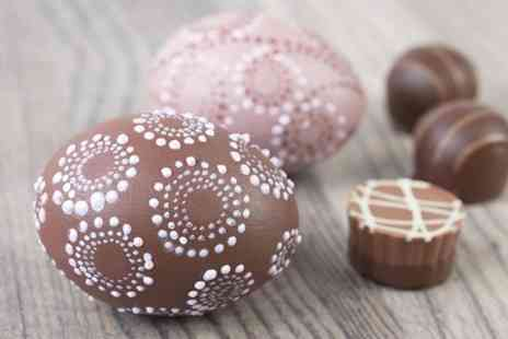 Discover Chocolate - Easter Egg Making Workshops  - Save 59%