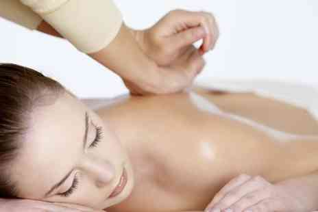 Hands on Healing - 45 minute full body massage  - Save 50%