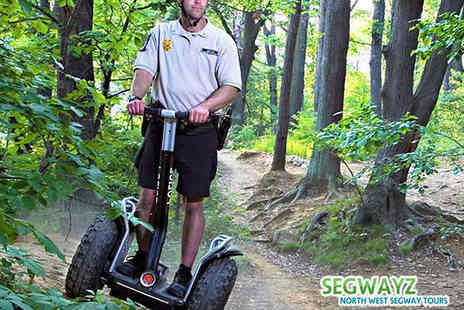 Segwayz - Hour Long Segway Experience for One  - Save 51%