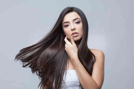 Da Vinci Hair & Beauty - Brazilian blowout and haircut  - Save 51%