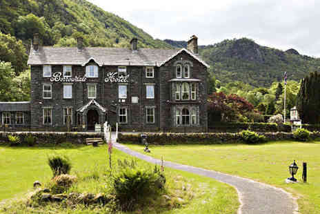 The Borrowdale Hotel - Culinary Treats in The Shimmering Lake District - Save 50%