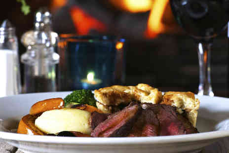 Toast Cafe Bar - Two Course Roast Dinner for Two - Save 55%