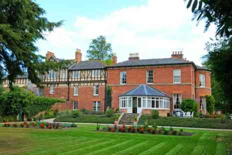 The Old Rectory Hotel - Two Nights For Two With Breakfast and Dinner  - Save 53%