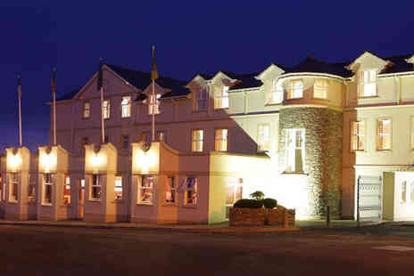 Ballyliffin Hotel - Two Night Donegal Coast Stay for Two People with Full Irish Breakfast - Save 58%