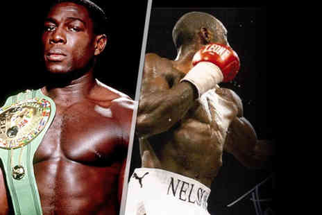 MDG Events - Bronze ticket to the Best of British night with Frank Bruno - Save 53%