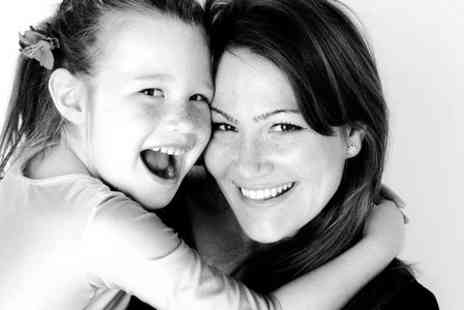 Spirit Contemporary Photography - Mother and Daughter Photoshoot With Ten Prints  - Save 0%