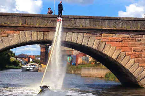 FlyBoard Fun - Fly Boarding Experience for One  - Save 27%