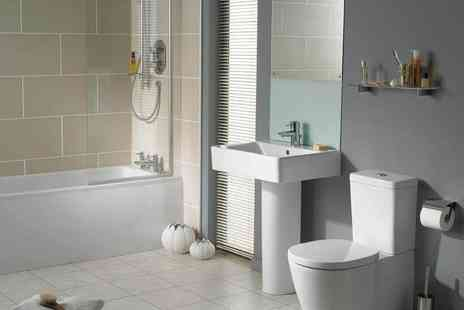 Bradbury Plumbing - Professional bathroom installation  - Save 46%