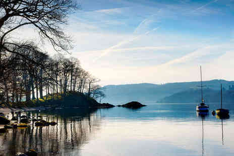 Newby Bridge - A Hotel Overlooking the Shores of Windermere - Save 58%
