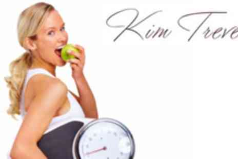 Kim Trevett - 3 Sessions of Weight Loss Therapy - Save 77%