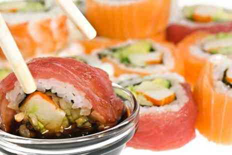 Sushi Day -  Mix and Match Platter  - Save 50%