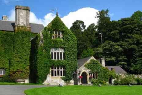 Bodidris Hall - Wales Historic Country House Hotel  - Save 60%