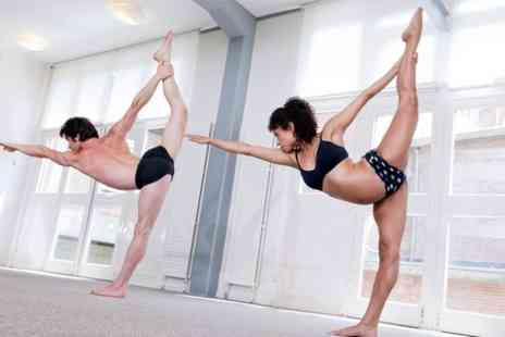 Paradigm - Hot Yoga Eight Sessions  - Save 63%