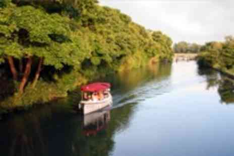 Oxford River Cruises - Oxford River Cruise Experience for Two People - Save 48%