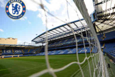 Chelsea Football Club - Stamford Bridge Stadium Tour for One Adult and One Child - Save 29%