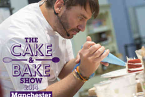 The Cake & Bake Show - Tickets to The Cake and Bake Show 2014  - Save 48%