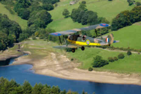 Blue Eye Aviation Club - World War Two Aircraft Flight Experience for One Person - Save 54%
