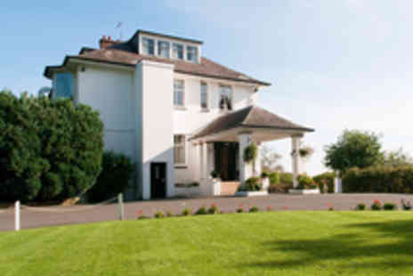 Enterkine House Hotel - Ayrshire Getaway for Two with Two Course Dinner and Breakfast - Save 51%
