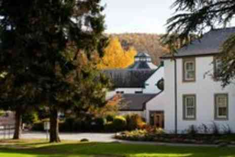 Moness Resort - Peaceful Perthshire Hunting Lodge Break Including Spa Access for Two People - Save 53%