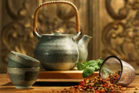 Himalayas Tea - Afternoon Tea and Tea Tasting Experience for Two People - Save 53%