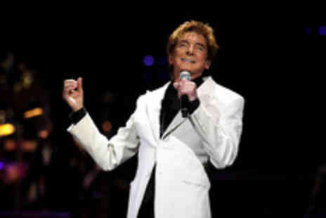 LHG Live - Tickets to Barry Manilow at the Ageas Bowl - Save 29%