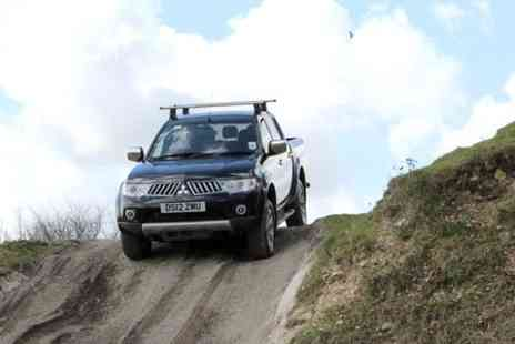 true grip - Off Road 4x4 Driving For One  - Save 60%