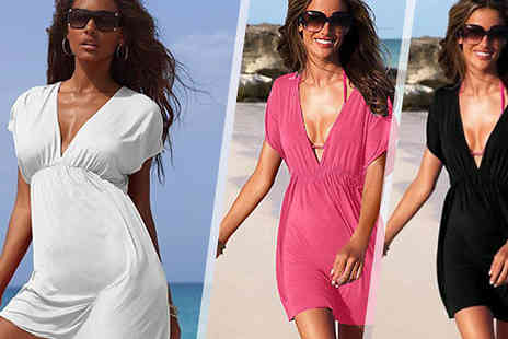 Flutterby Glam - Stunning kaftan beach dress  - Save 65%