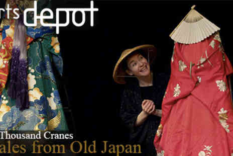 artsdepot - Enchanting Mysterious and Delightful Tales From Old Japan - Save 42%