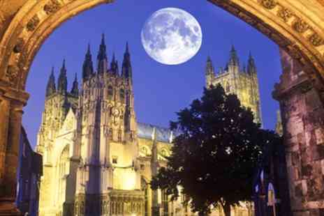 The Canterbury Ghost Tour - Canterbury Twilight Ghost Tour for 2 - Save 50%