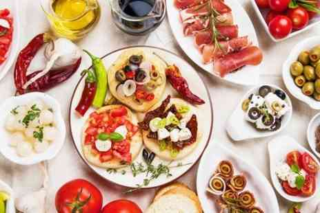 Something Else -  Six dishes Tapas For Two  - Save 53%