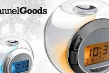 ChannelGoods.com -Two LED Glow Alarm Clocks - Save 69%