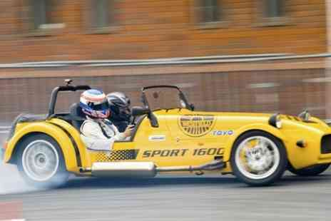 Westfield Sportscars - Half Day Driving Session - Save 53%