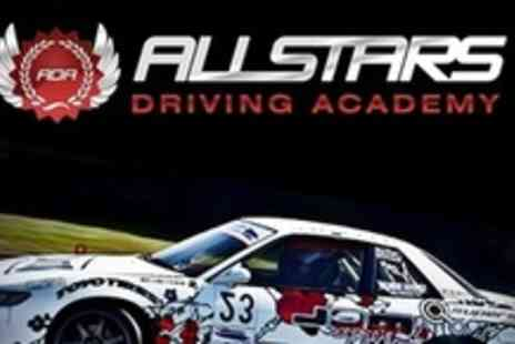 Allstars Driving Academy - One Hour Drift Racing Passenger Experience - Save 63%