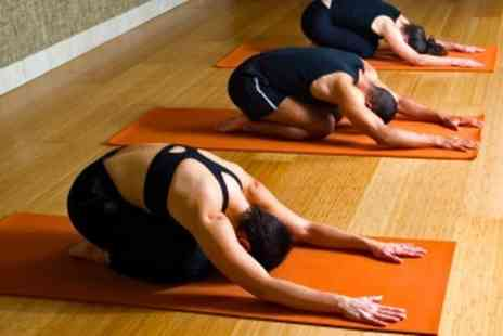 Fitness Fusions - Six Yoga Hot Yoga or Pilates Classes  - Save 77%