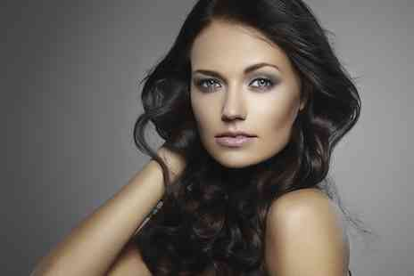 NS Salons St Albans - Cut and Blow Dry With Senior Stylist  - Save 71%