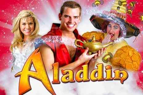 The Epstein Theatre - Aladdin Ticket - Save 40%