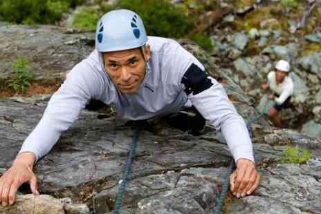 X Adventure Activities - Three Hours of Rock Climbing  - Save 59%