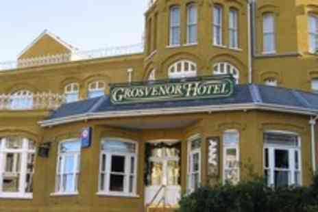 Grosvenor Hotel - Two Nights Band B for Two People in Beautiful Devon - Save 51%