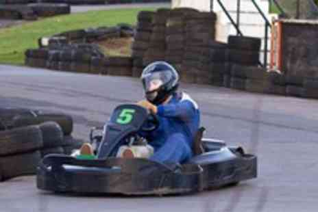 West Country Karting - 80 sprint laps for 1 person - Save 72%