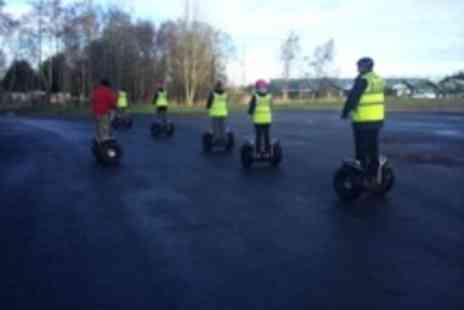 Segwayz - One hour weekday segway experience for One - Save 50%